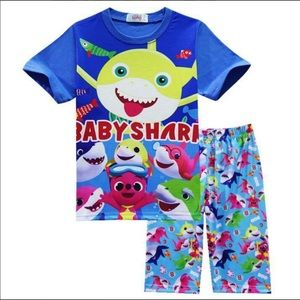 Other - Baby shark pajamas